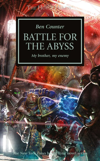 Ben Counter Battle For The Abyss