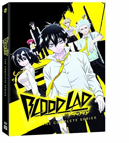 Blood Lad The Complete Series DVD