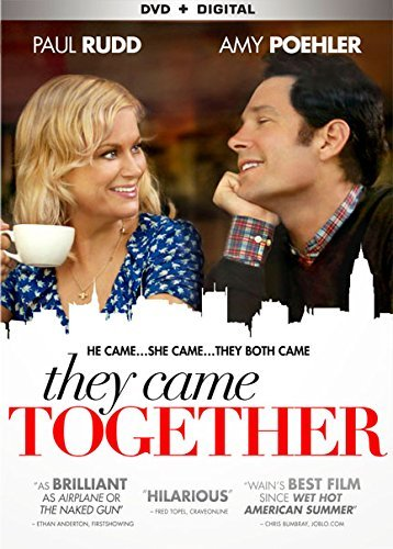 They Came Together Rudd Poehler DVD R