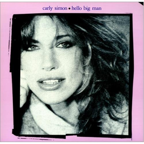 Carly Simon Hello Big Man (1983) Vinyl Record [vinyl Lp]