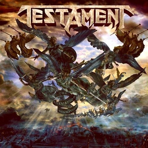 Testament Formation Of Damnation Formation Of Damnation