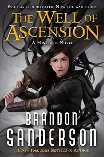 Brandon Sanderson The Well Of Ascension