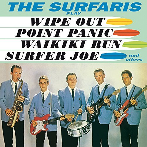 Surfaris Wipe Out