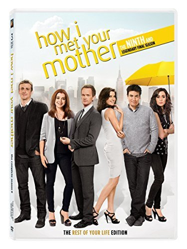 How I Met Your Mother Season 9 DVD Season 9