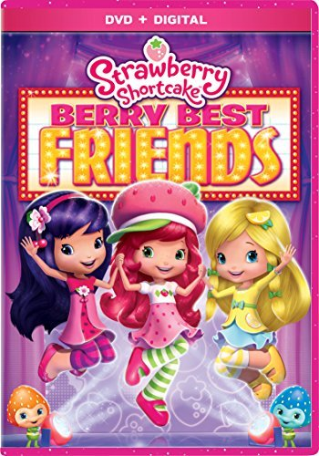 Strawberry Shortcake Berry Best Friends DVD