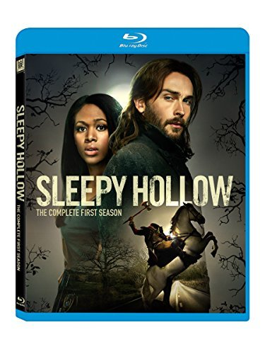 Sleepy Hollow Season 1 Blu Ray Season 1