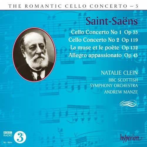Saint Saens Clein Manze Romantic Cello Concerto 5