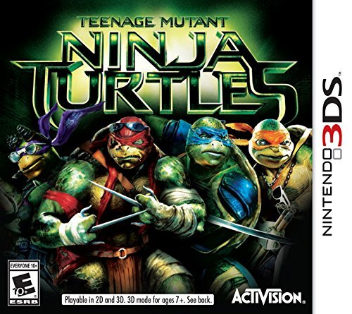Teenage Mutant Ninja Turtles M Teenage Mutant Ninja Turtles M
