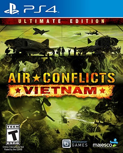 Ps4 Air Conflicts Vietnam