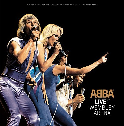 Abba Live At Wembley 3lp