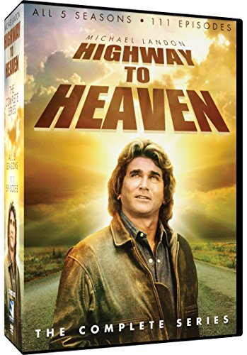 Highway To Heaven The Complete Series DVD