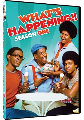 What's Happening Season 1 DVD