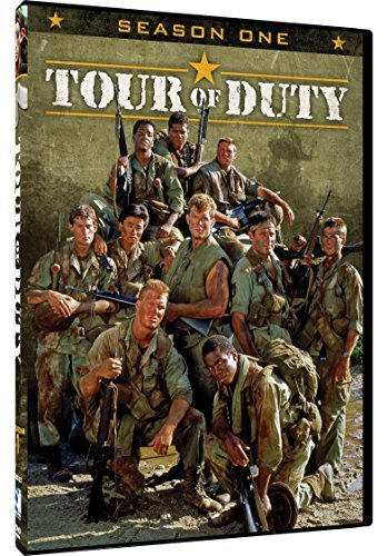 Tour Of Duty Season 1 DVD