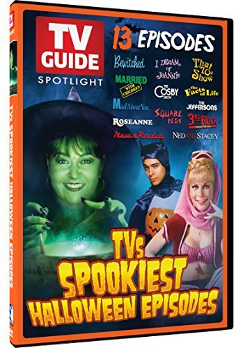 Tv Guide Spotlight Tv's Spookiest Halloween Episodes DVD