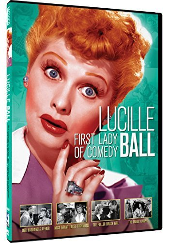 First Lady Of Comedy Lucille Ball First Lady Of Comedy Lucille Ball DVD