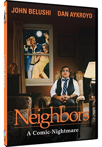 Neighbors (1981) Belushi Aykroyd DVD R