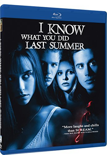 I Know What You Did Last Summer Hewitt Gellar Phillippe Prinze Blu Ray R