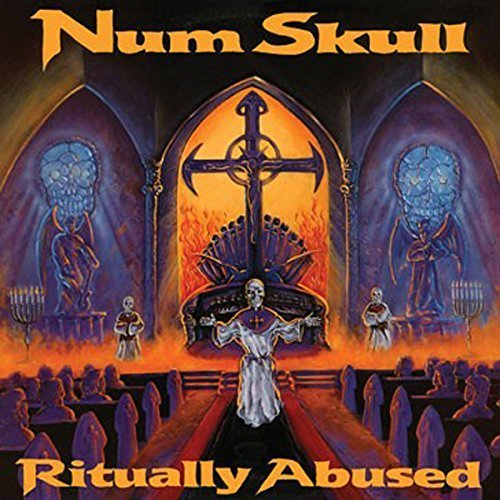 Num Skull Ritually Abused Reissue