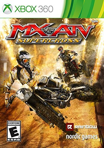 Xbox 360 Mx Vs Atv Supercross Mx Vs Atv Supercross