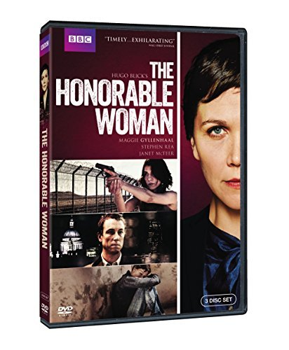 Honourable Woman Gyllenhaal Azabal Parkinson DVD
