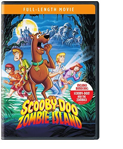 Scooby Doo On Zombie Island Scooby Doo On Zombie Island