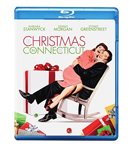Christmas In Connecticut Stanwyck Greenstreet Blu Ray