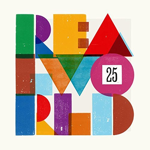 Real World 25 Real World 25 3 CD