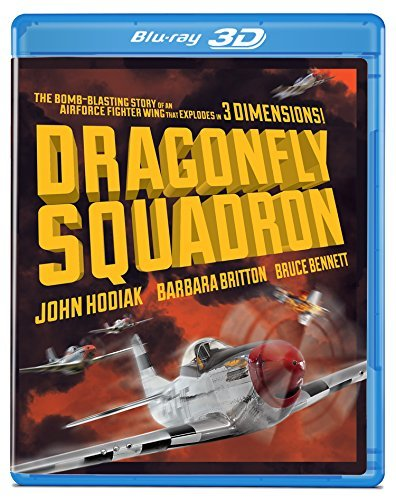Dragonfly Squadron Dragonfly Squadron Blu Ray 3d Nr
