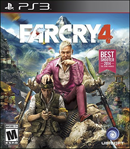 Ps3 Far Cry 4