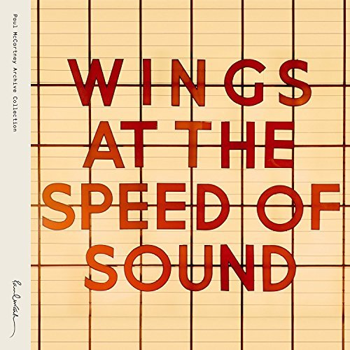 Paul Mccartney & Wings At The Speed Of Sound Deluxe Edition