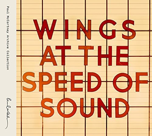 Paul Mccartney & Wings At The Speed Of Sound