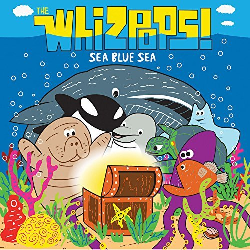 Whizpops Sea Blue Sea