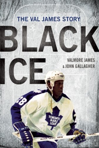 Valmore James Black Ice The Val James Story