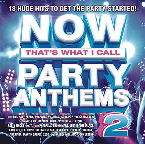 Now Party Anthems Vo. 2 Now Party Anthems