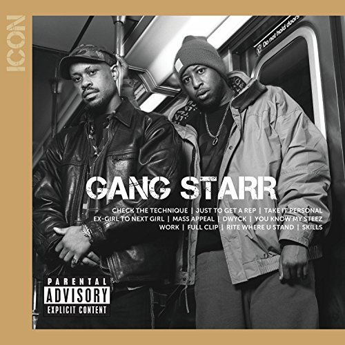 Gang Starr Icon (ex)