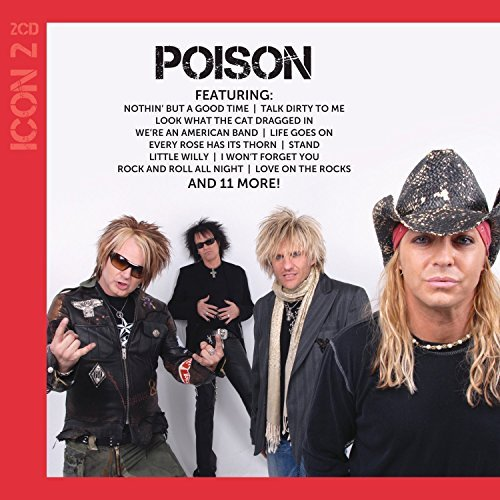 Poison Icon 2 Disc