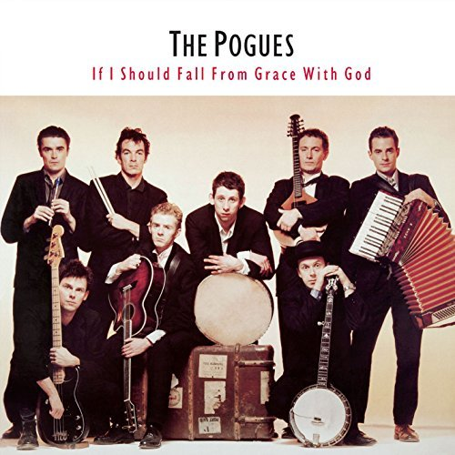 Pogues If I Should Fall From Grace With God 180gm Vinyl