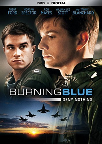 Burning Blue Scott Spector DVD R
