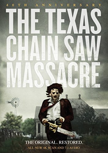 Texas Chainsaw Massacre (1974) Burns Vail Partain Danziger DVD R