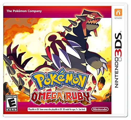 Nin3ds Pokemon Omega Ruby