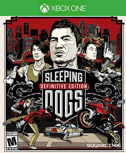 Xb1 Sleeping Dogs Definitive Edition