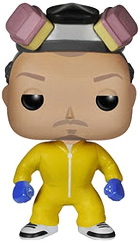 Toy Breaking Bad Jesse Pinkman Cook Suit Pop! Vinyl Fi
