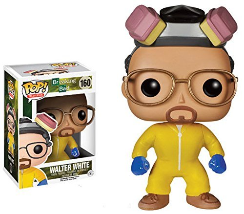 Toy Breaking Bad Walter White Cook Suit Pop! Vinyl Fig