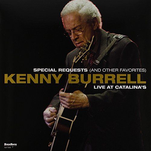 Kenny Burrell Special Request (and Other Fav