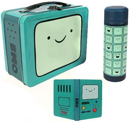 Lunchbox Bmo Lunchbox W Flask & Journal