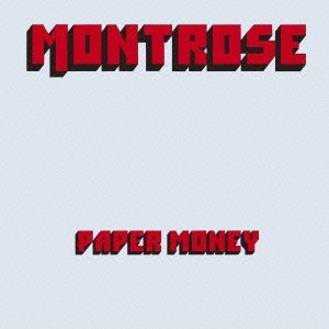 Montrose Paper Money Import Jpn Shm CD