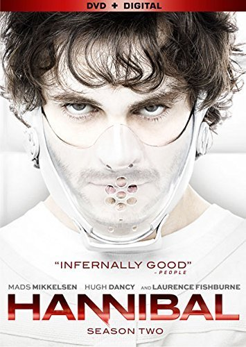 Hannibal Season 2 DVD Nr