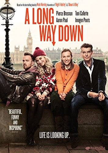 Long Way Down Brosnan Collette Poots Paul DVD R Ws