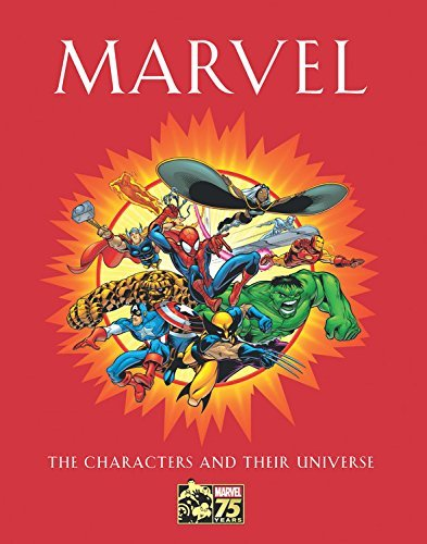 Michael Mallory Marvel The Characters And Their Universe
