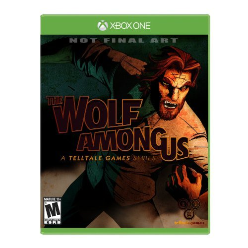Xb1 Wolf Among Us